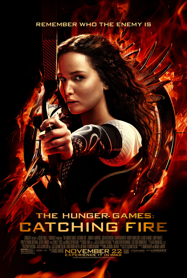 Poster Hunger Games - Catching Fire