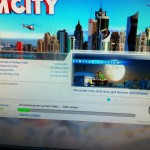 Sim City Beta Loading Screen