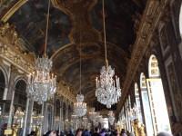 Der Spiegelsaal - Versailles