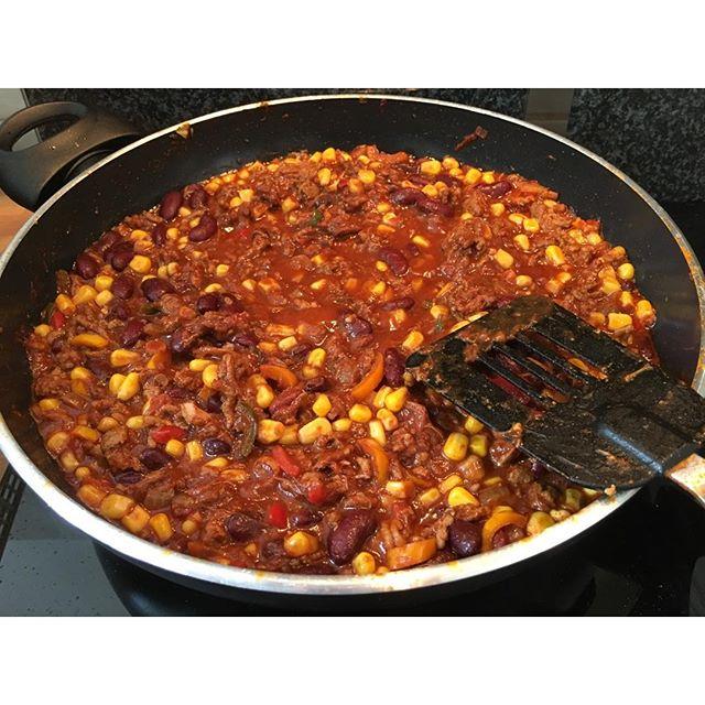Lecker Chili Con Carne <a rel=