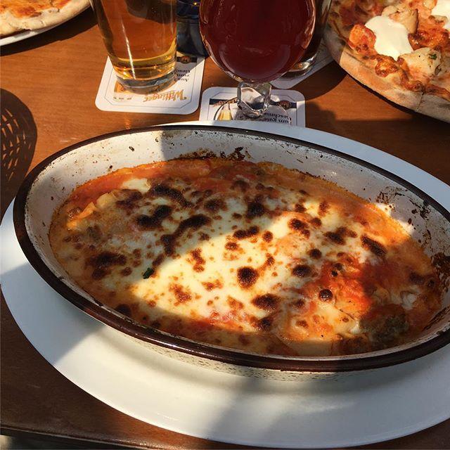 Lecker Lasagne <a rel=