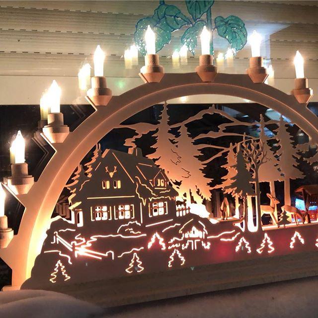 Weihnachtsbeleuchtung - made in Erzgebirge <a rel=