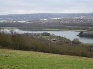 Feb Overlooking Rother Valley