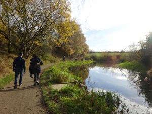 Nov Hollingwood Hub to Tapton Lock