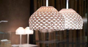 Dineren in stijl met de eetkamer lampen van Flos   Sense ...