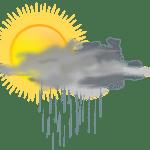 sol och regn