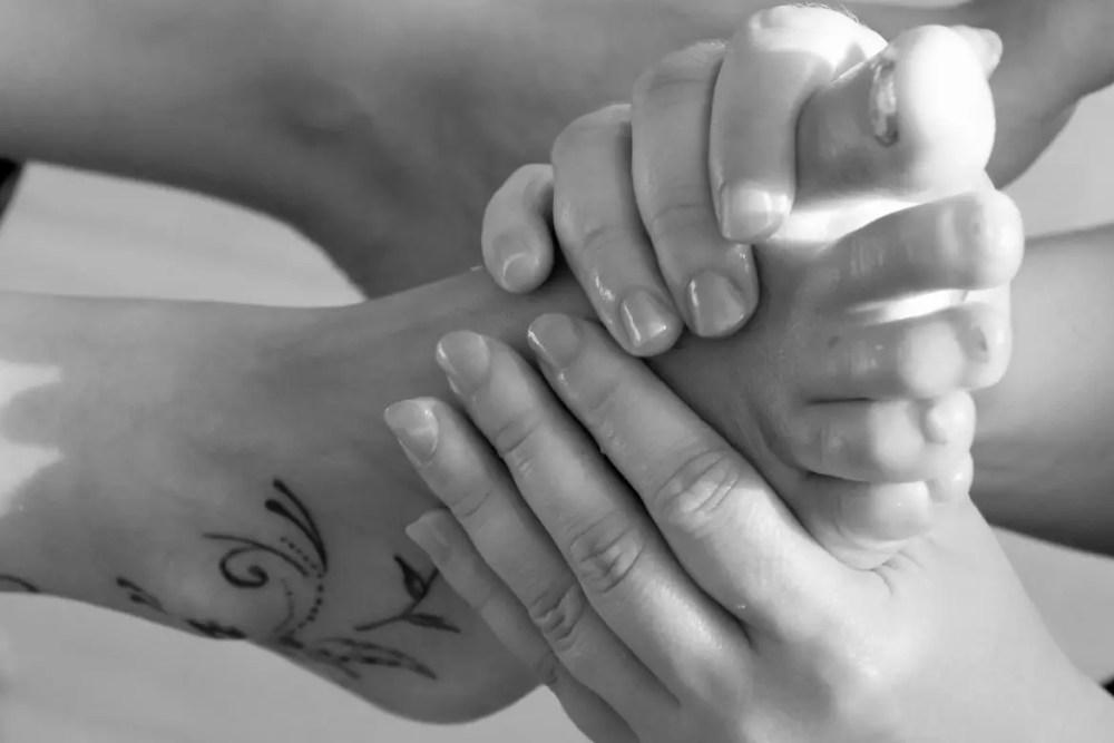 reflexologi fotmassage spa