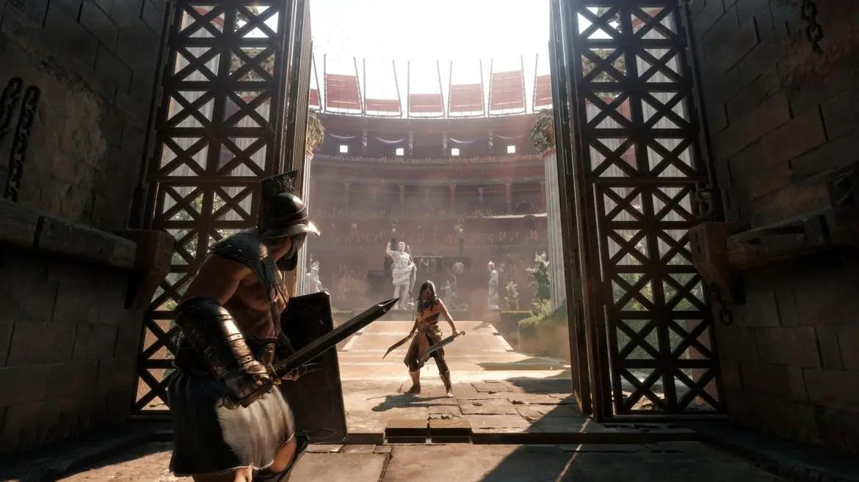 Vi är sjukt peppade på Ryse Son of Rome till Xbox One