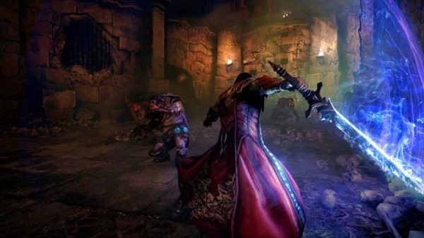 Castlevania-Lords-of-Shadow-2 kunde ha haft roligare fiender
