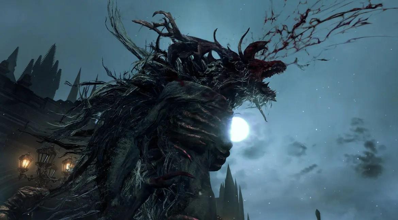 Bossarna i Bloodborne är riktigt coola