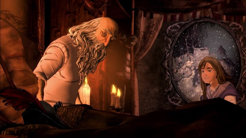 Kings Quest A Knight to remember