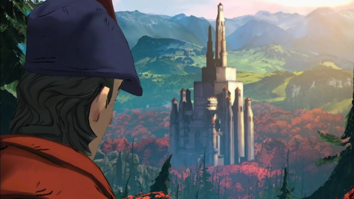 Kings Quest A Knight to remember2