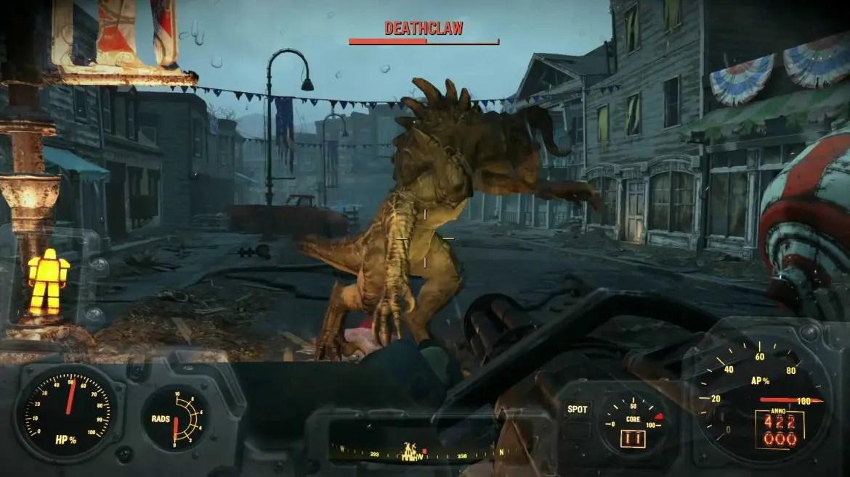 Det finns klart snyggare next-genspel än Fallout 4.