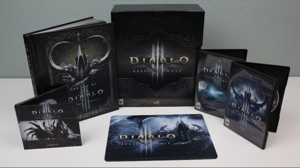 reaper of souls collectors edition