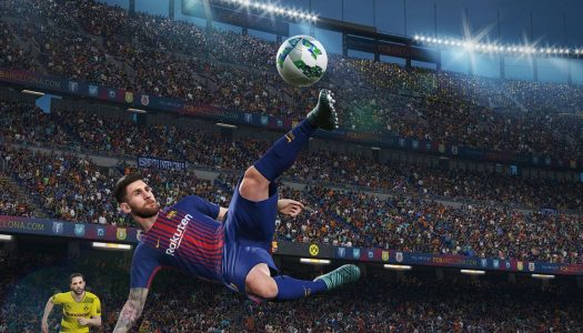Recension: Pro Evolution Soccer 2018