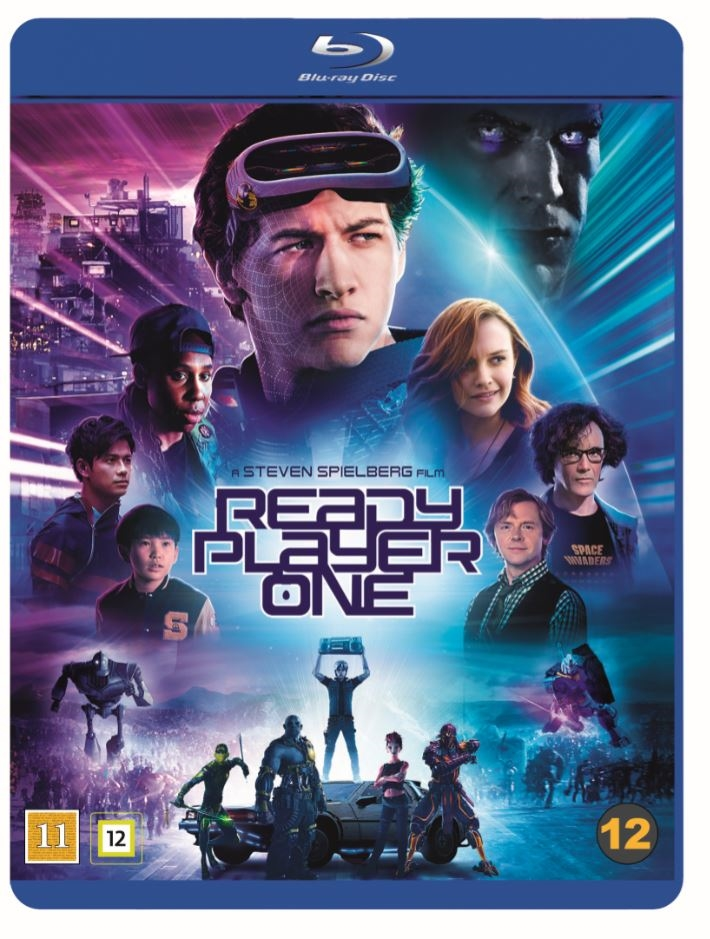 ready player one blu-ray