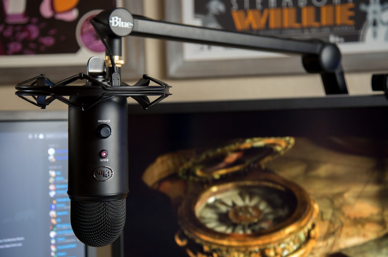 blue microphones compass
