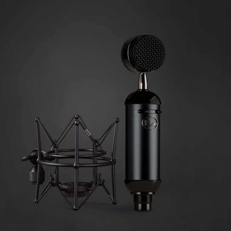 blue microphones blackout spark sl recension