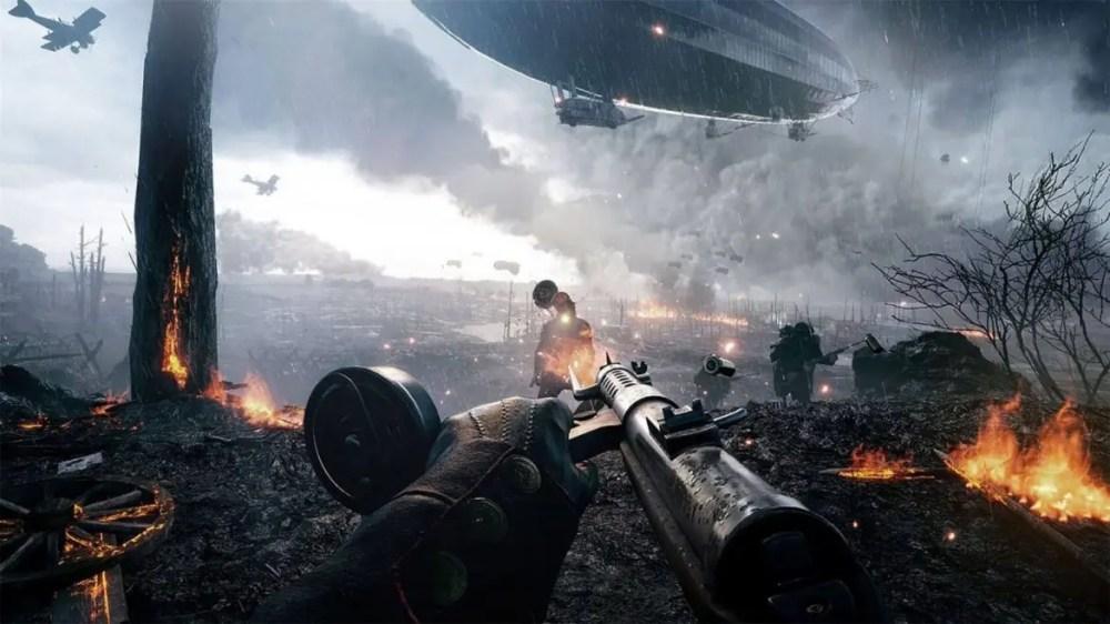 battlefield v recension