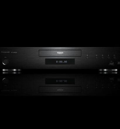 Panasonic UB9000 recension