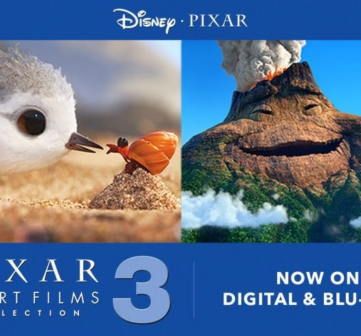 pixar short films volume 3
