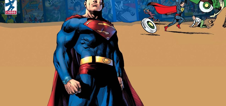 superman 80th anniversary dc comics