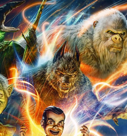 goosebumps 2 recension