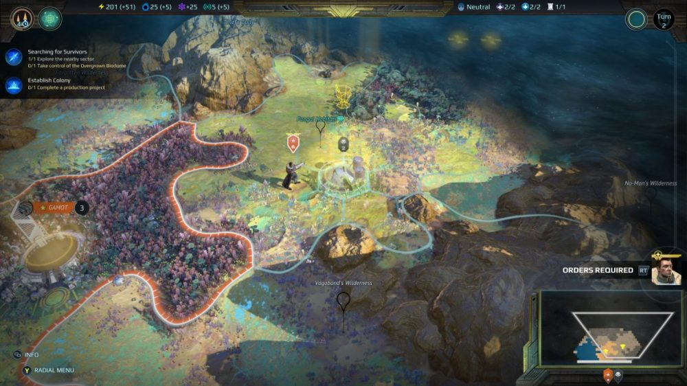 Age of Wonder: Planetfall - Screenshot Xbox-one