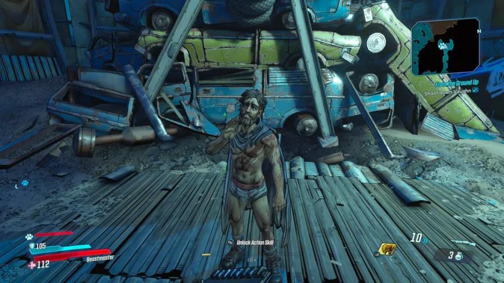 Screenshot - 4k- Borderlands 3 - Xbox one X