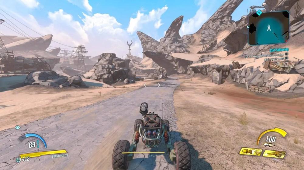 Screenshot - 4k- Borderlands3 - Xbox one X