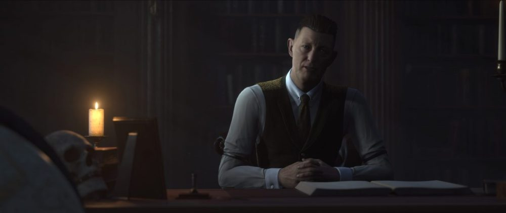 Man of Medan - Screenshot - Xbox one X