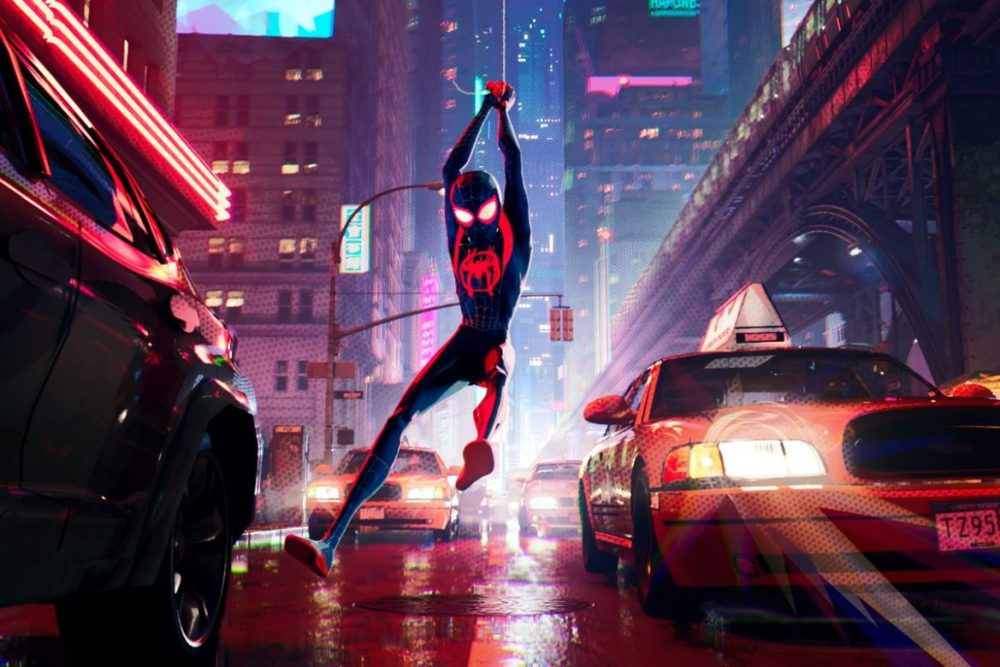 Spider-Man: Into the Spiderverse i 4K med Dolby Vision