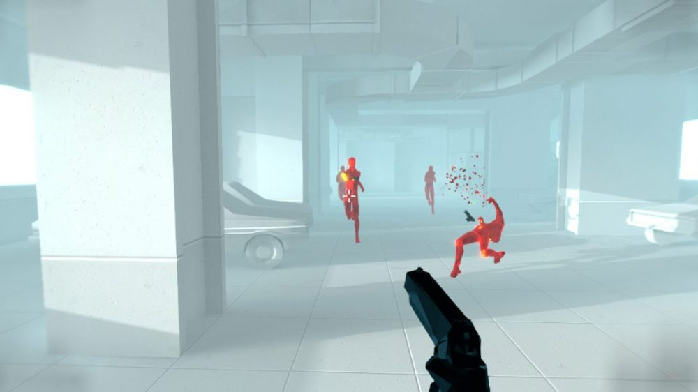 Superhot - Screenshot - Nintendo Switch