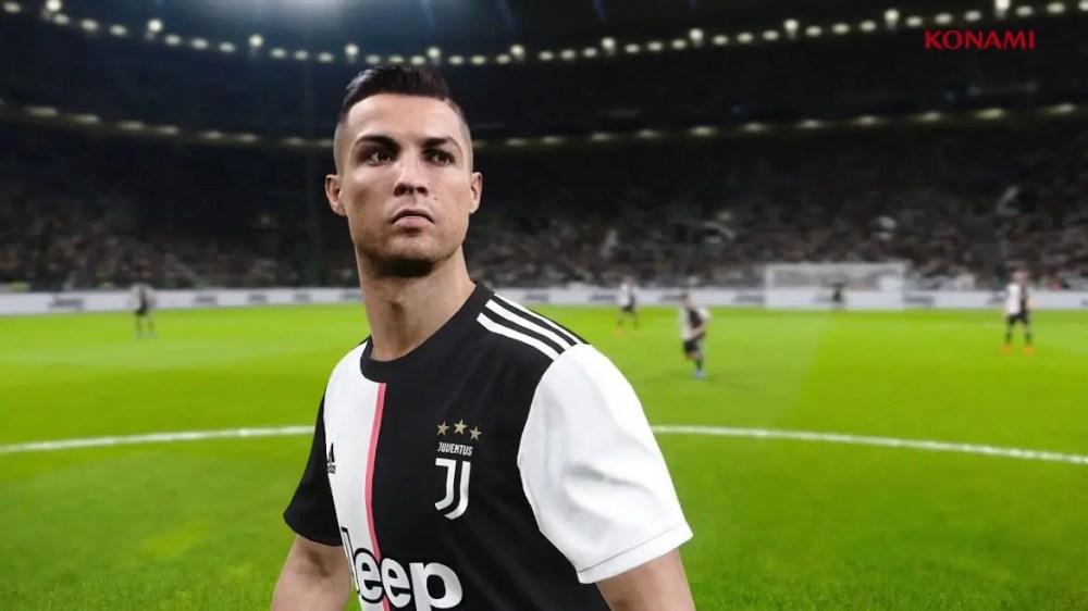 Juventus Ronaldo PES 2020
