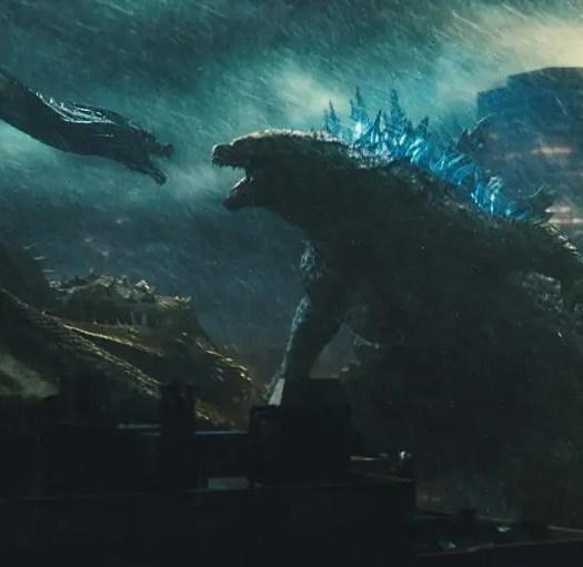 Godzilla king of the monsters tävling senses