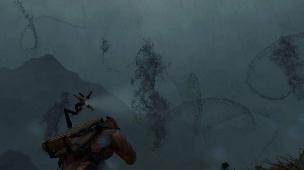 Death Stranding antagonister