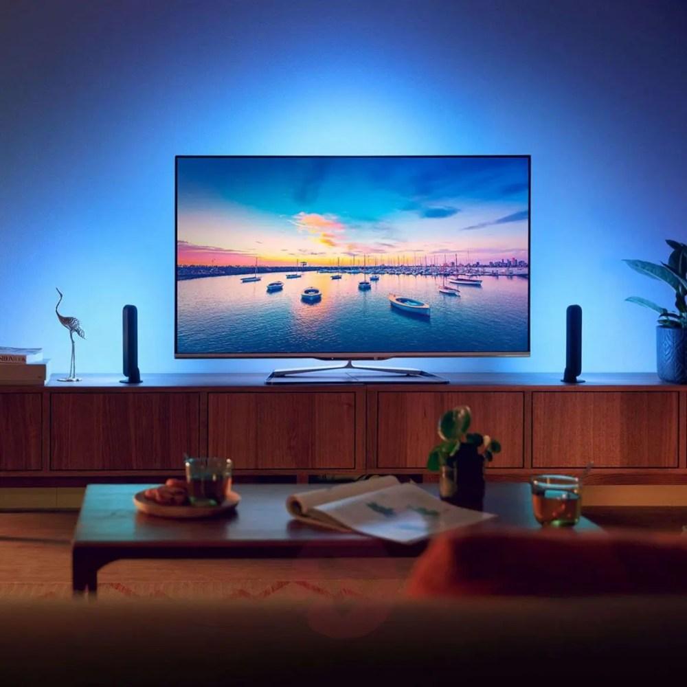 signify hue tv bakgrundsbelysning