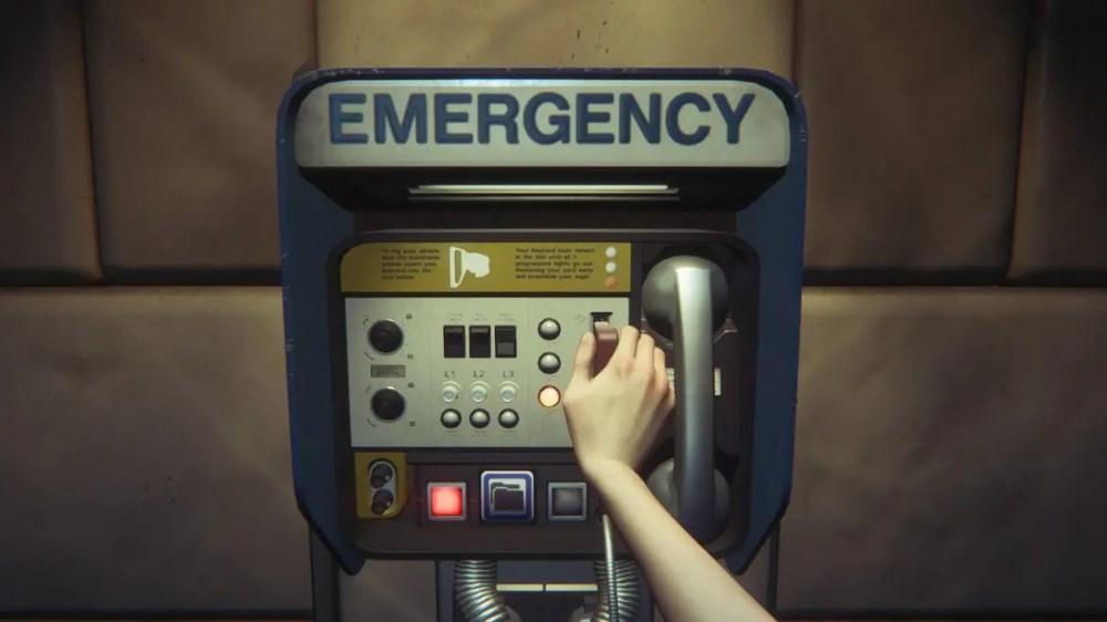 Alien Isolation - Screenshot Nintendo Switch