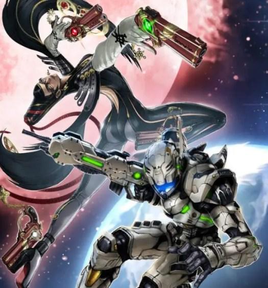 Bayonetta vanquish 10 årsjubileum recension ps4 senses