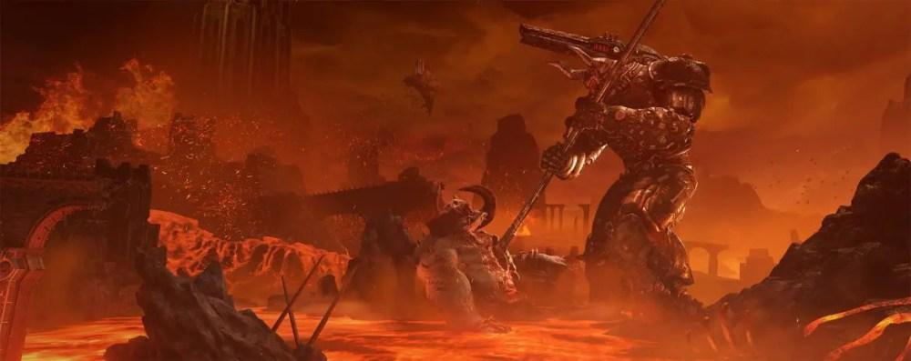 Doom eternal hell on earth