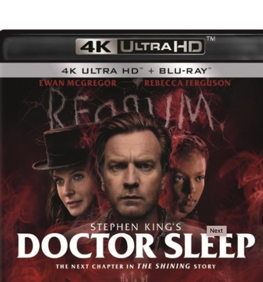 doctor sleep uhd recension senses.se