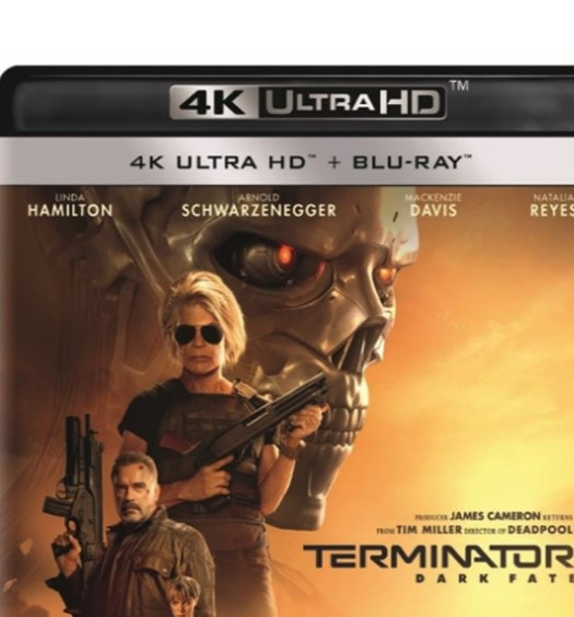 terminator dark fate uhd 4k recension senses