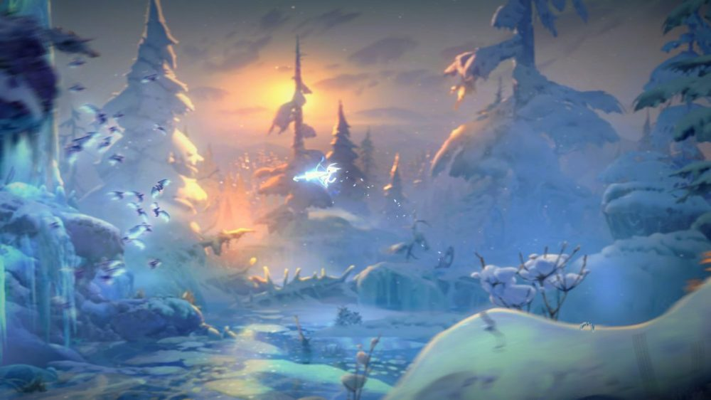 Ori and the Will of the Wisps - Moon Studios - pressbild - copyright 2020