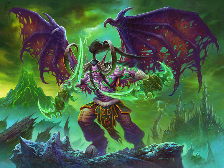 Hearthstone ashes of the outland