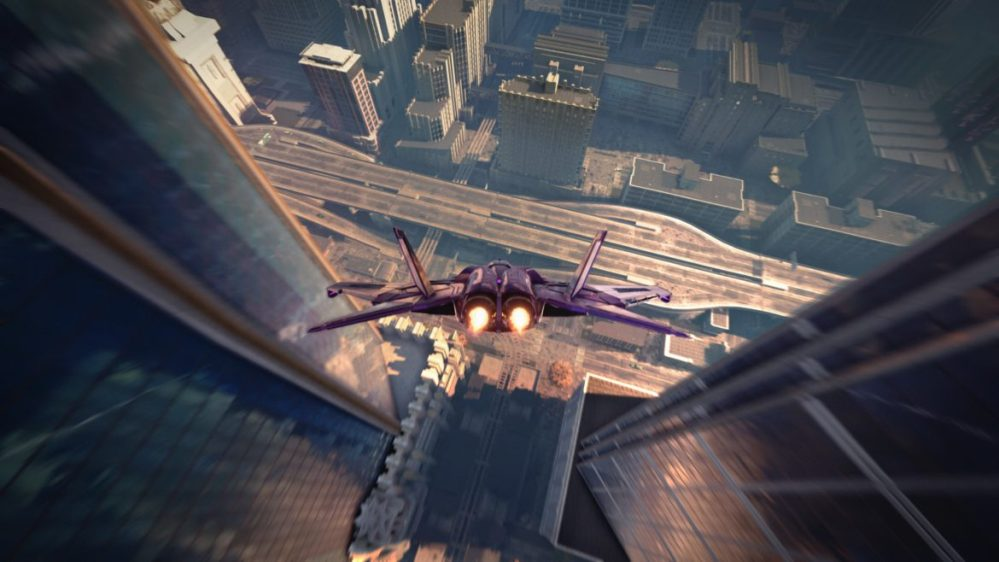 saints row the third remaster aircraft