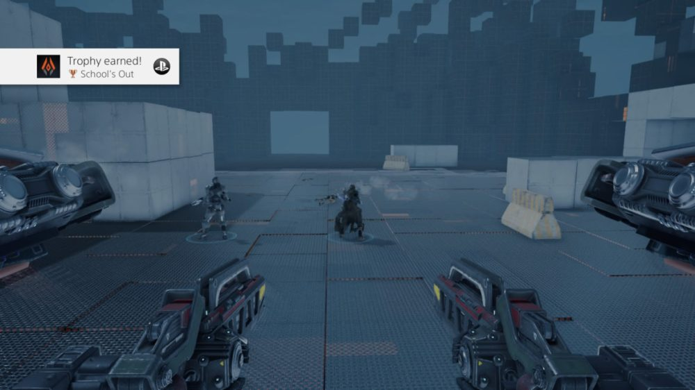 Disintegration - V1 Interactive - copyright 2020 - screenshot playstation 4