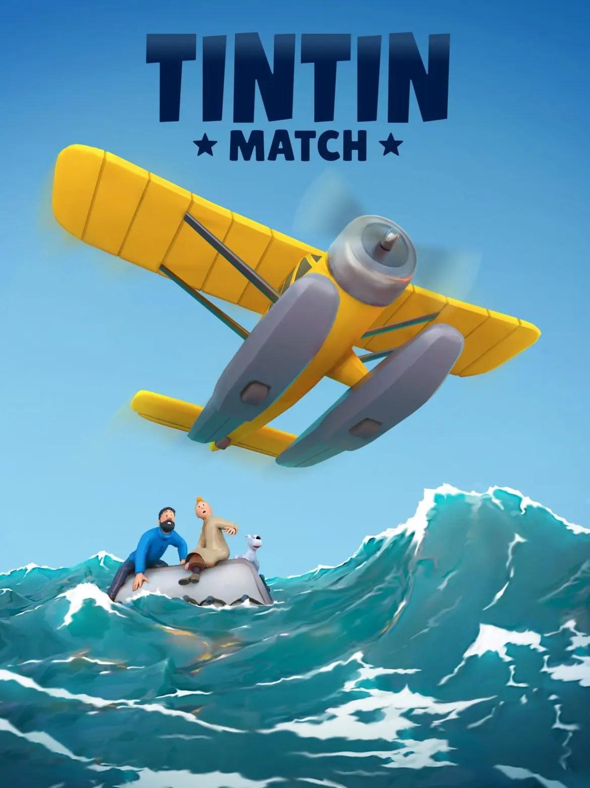 Tintin match recension