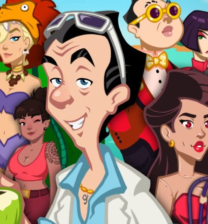 Leisure Suit Larry: Wet Dreams Dry Twice recension
