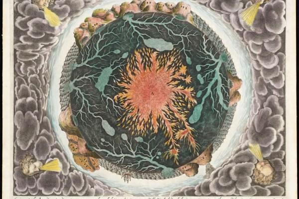 Athanasius Kircher, Mundus Subterraneus
