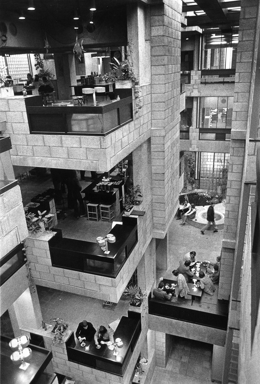 Centraal Beheer office Apeldoorn Structuralism